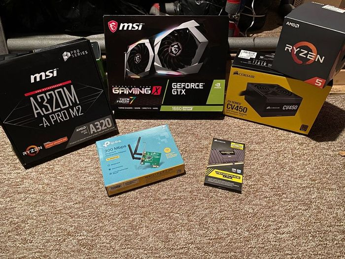 Win a Fully Built Gaming Rig (Worth Over £600)!