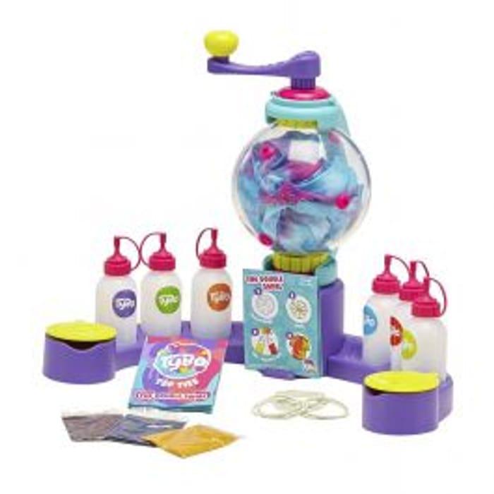 Cheap Tybo Tie-Dye Design Studio Craft Kit - Only £18.99!