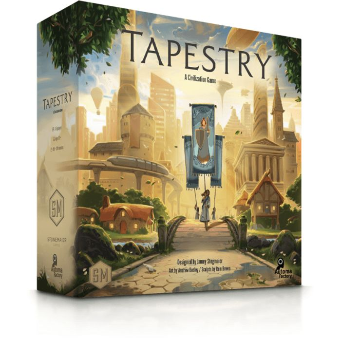 Tapestry Board Game (STONEMAIER GAMES)