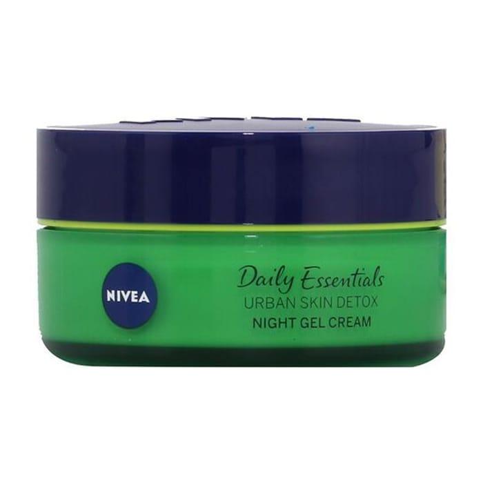 Nivea Face Care Essential Urban Skin Night Cream 50ml