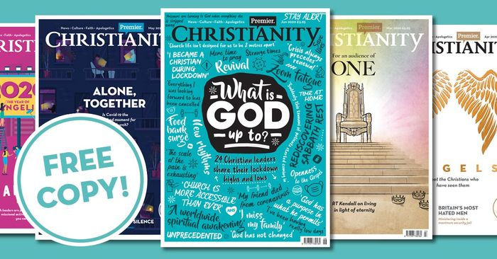 Free Copy of Premier Christianity Magazine