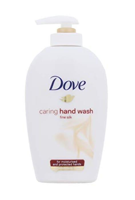 Dove Supreme Silk Beauty Cream Wash 250ml for £1
