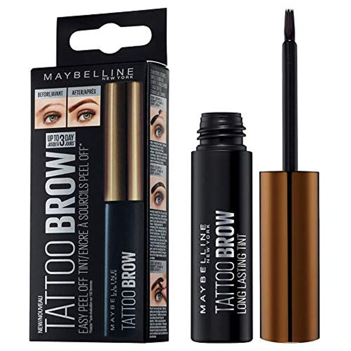 Maybelline Tattoo Brow Peel Off Tint