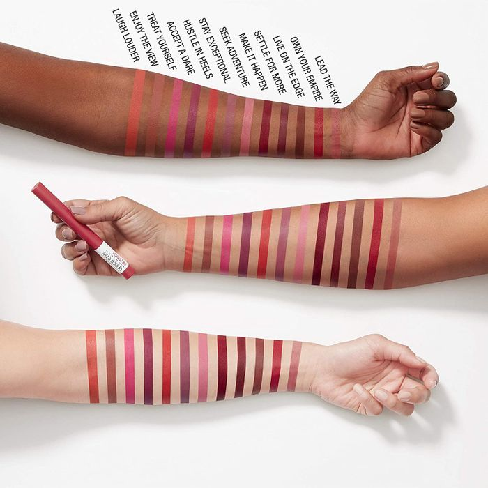 Maybelline Lipstick, Superstay Matte Ink Crayon - Many Colours