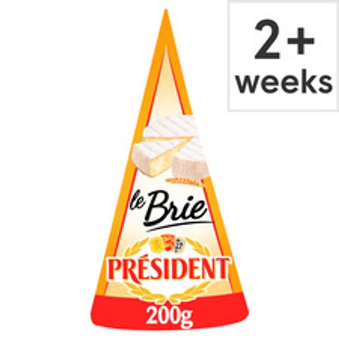 President 60% Foil Brie 200G