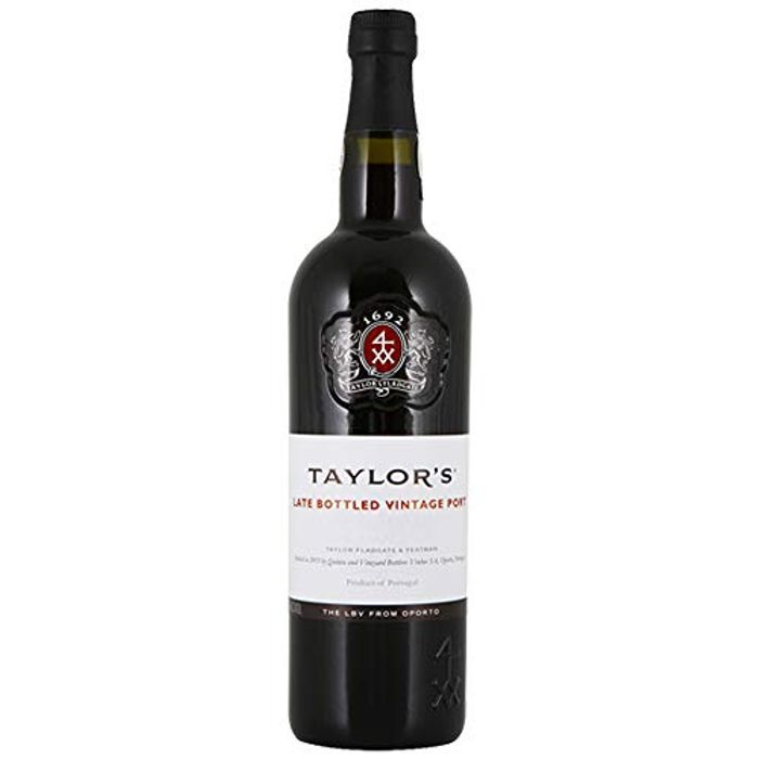 Taylor's Late Bottled Vintage Port, 75cl (Free Delivery with Prime)