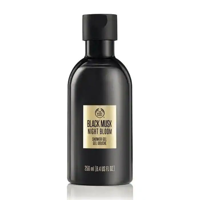 Body Shop - Black Musk Night Bloom Shower Gel