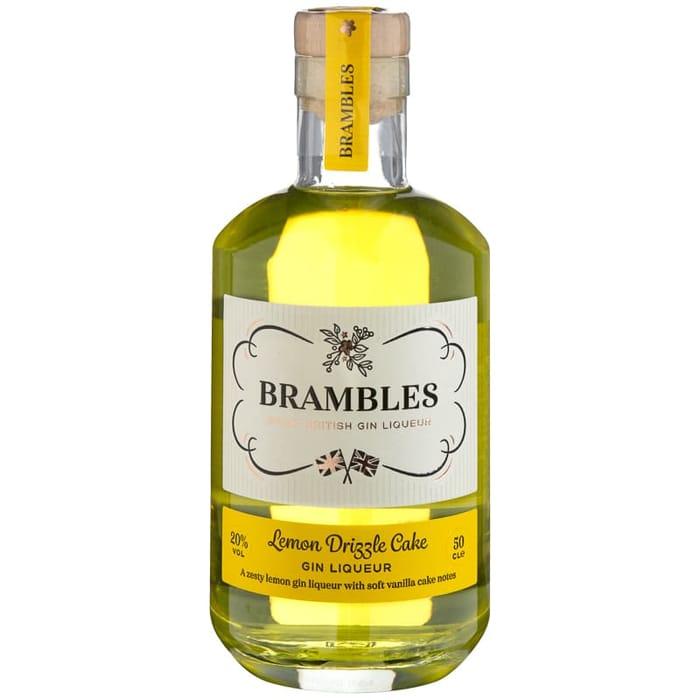Best Price! Brambles Lemon Drizzle Cake Gin Liqueur