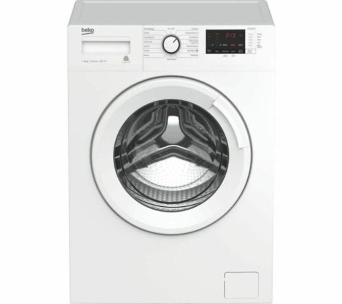 BEKO WTB1041R4W 10 Kg 1400 Spin Washing Machine including FREE DELIVERY!!