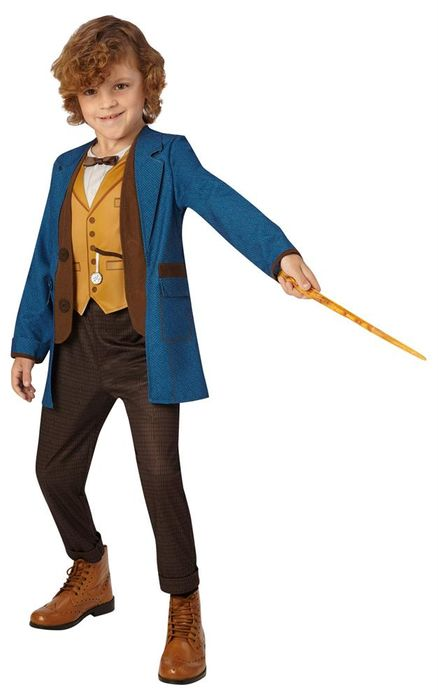 Fantastic Beasts Costume (Ideal for World Book Day) - Save £17