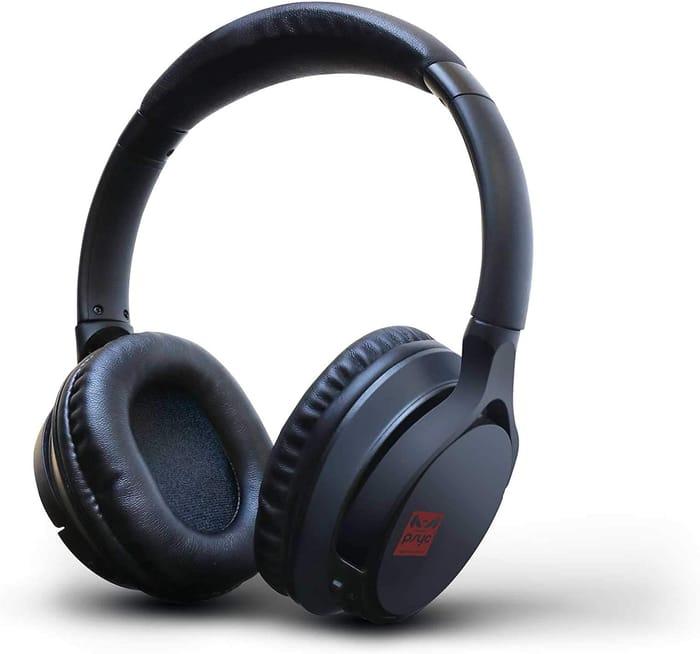 Sumvision Wave RX Wireless Headphones Stereo Sound Bluetooth Headphones