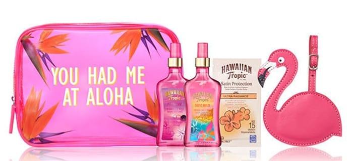 Hawaiian Tropic Gift Set - £10.50 Delivered