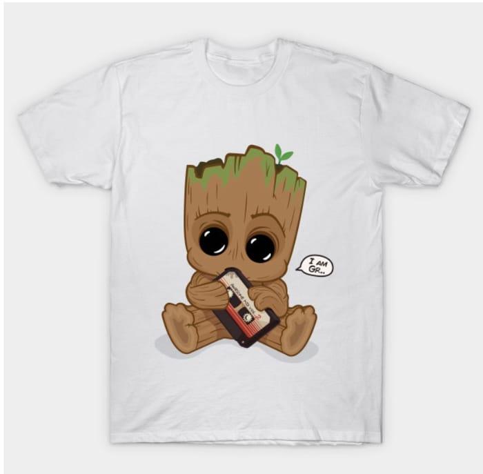 Free Groot T-Shirt