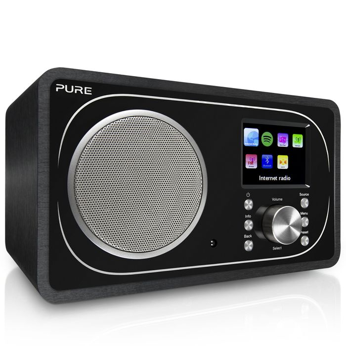 *SAVE £54* Pure Evoke F3 DAB+ FM Radio with Bluetooth £95.99 with Code
