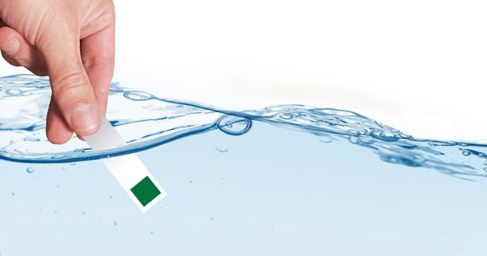 Free Water Hardness Test Strip