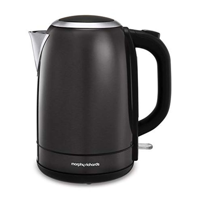 Morphy Richards 102780 Stainless Steel Jug Kettle Rapid Boil Only £19.99