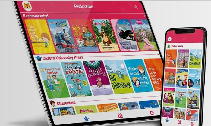 Try Pickatale for Free for 2 Weeks