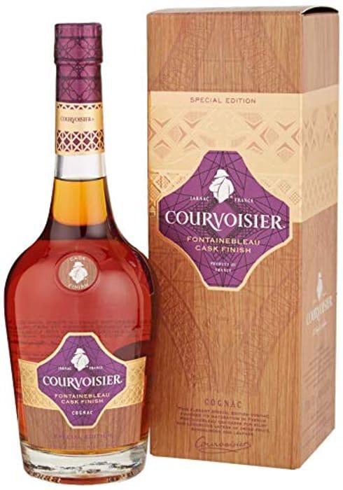 Courvoisier Fontainebleau Cask Finish Cognac, 70cl