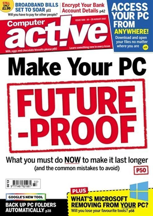 Grab a Free Copy of Computer Magazine