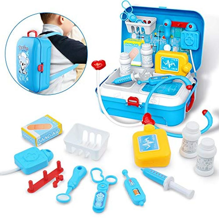 Doctor Play Set for Kids with Prime Delivery