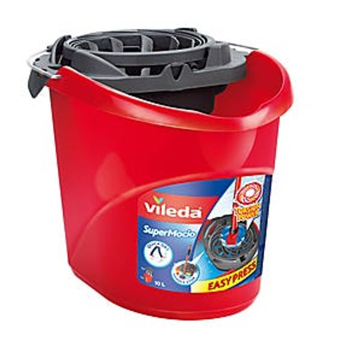 Vileda SuperMocio Mop Bucket and Torsion Wringer Only £4.20