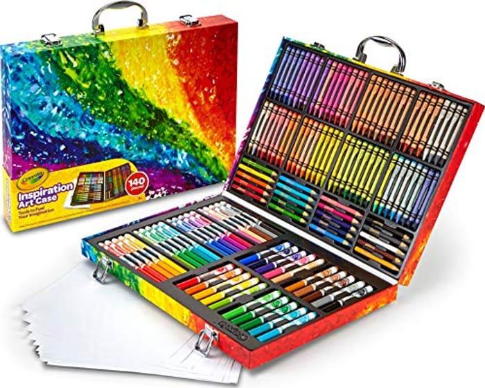 Crayola Inspiration Art Case **4.8 STARS**
