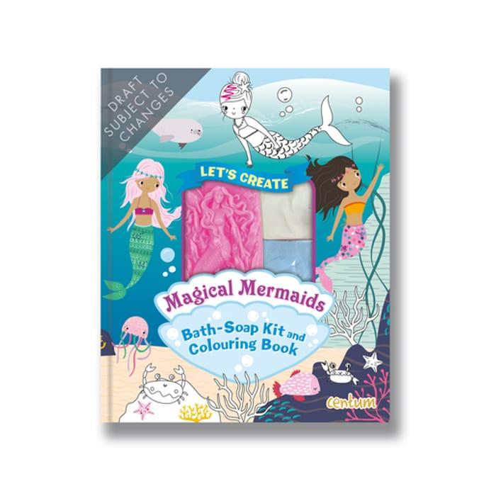 Let's Create - Magical Mermaids