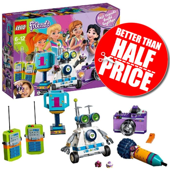 BETTER THAN HALF PRICE DEAL! LEGO Friends - Friendship Box (41346)