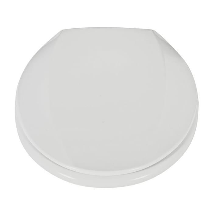 Argos Home Antibacterial Slow Close Toilet Seat - White