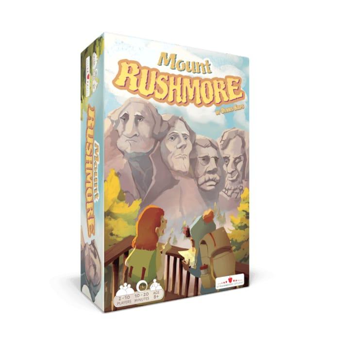 Mount Rushmore Board Game