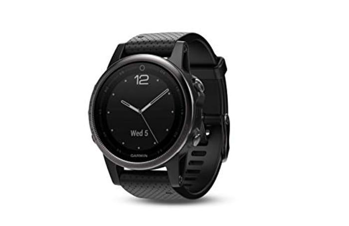 CHEAP!! Garmin Fenix 5S Multisport GPS Watch with Outdoor Navigation