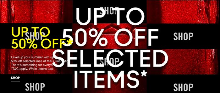 Up to 50% Off, 10% off Newsletter Sign up & Free Samples with Orders