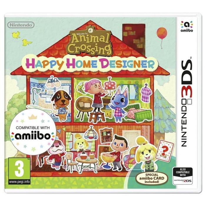 CHEAP! Animal Crossing Happy Home Designer Nintendo Consoles
