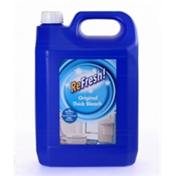 Refresh Original Thick Bleach - 5L