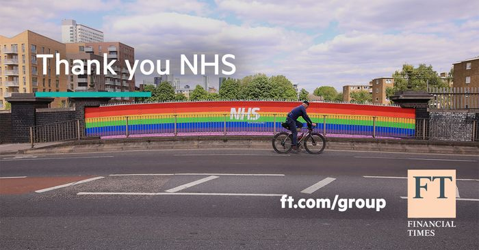 Free Financial Times Access for NHS Staff