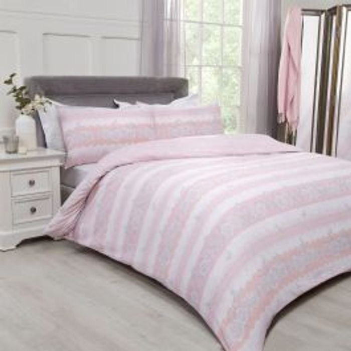 Lace Butterflies Duvet Set - Single