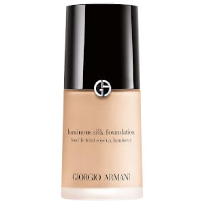 Giorgio Armani Luminous Silk Foundation 30ml (Various Shades)