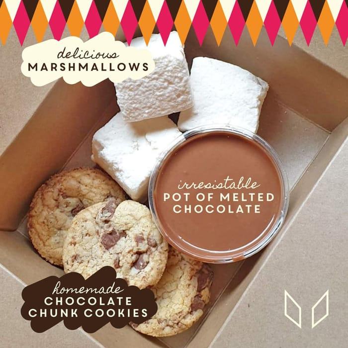 Win a Fondue Kit from White Rabbit Chocolate!