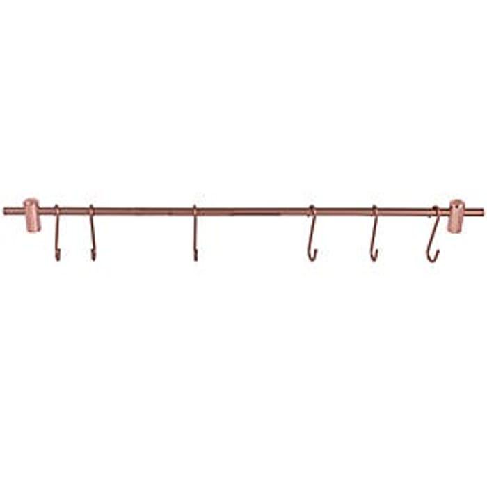 Copper Effect Gadget Rack