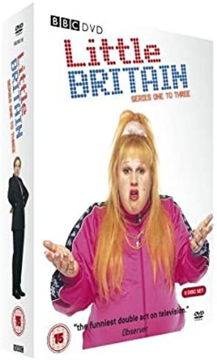 Little Britain: Complete Seasons 1-3 (DVD)