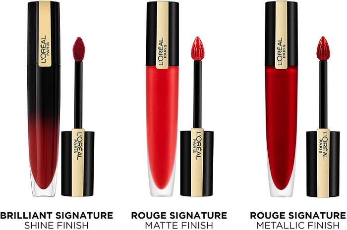 HALF PRICE! AMAZON DEAL OF THE DAY - L'Oreal Paris Rouge Signature Lipstick