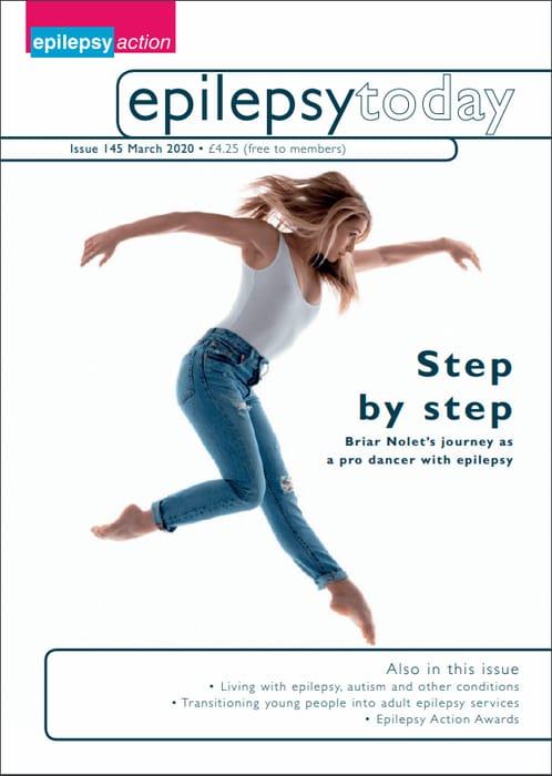 Free Copy of Epilepsy Today Magazine