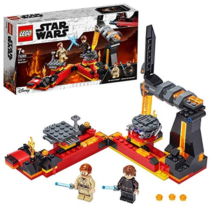 SAVE £2 - LEGO Star Wars: Duel on Mustafar (75269)