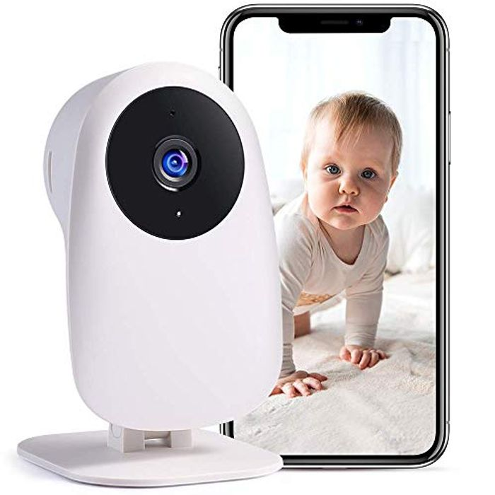 1080p Full HD Baby Monitor - 1/2 Price