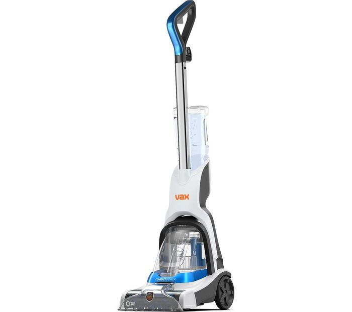 *SAVE £30* VAX Compact Power Upright Carpet Cleaner - White