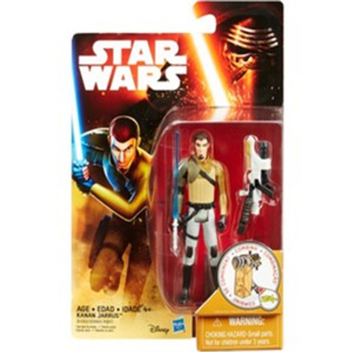 Cheap Star Wars the Force Awakens Kana Jarrus 4 Inch Action Figure - Only £8.99!