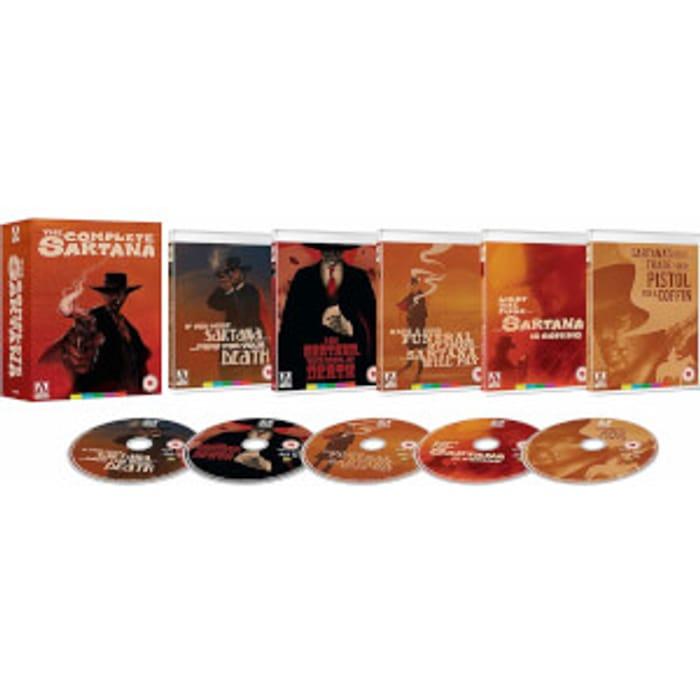 The Complete Sartana Blu-Ray