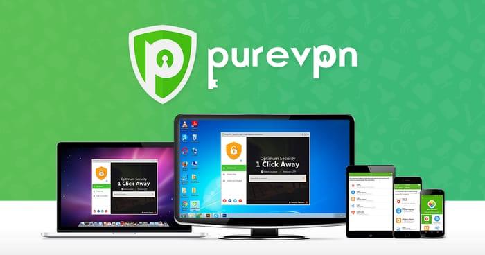 Save 87% - PureVPN 1 Year Subscription - £14.18 / £1.18p/m