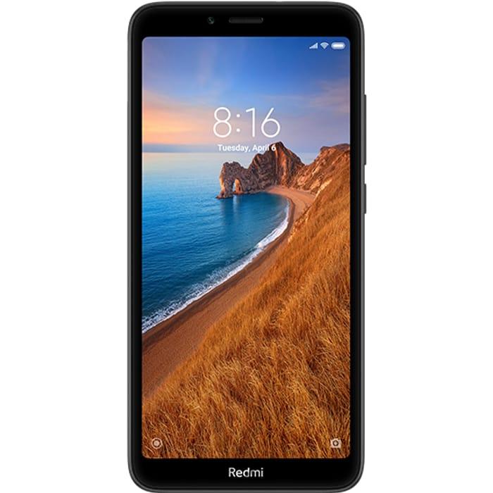 Xiaomi Redmi 7A 16GB 4000mAh Smartphone Black - £49 at O2