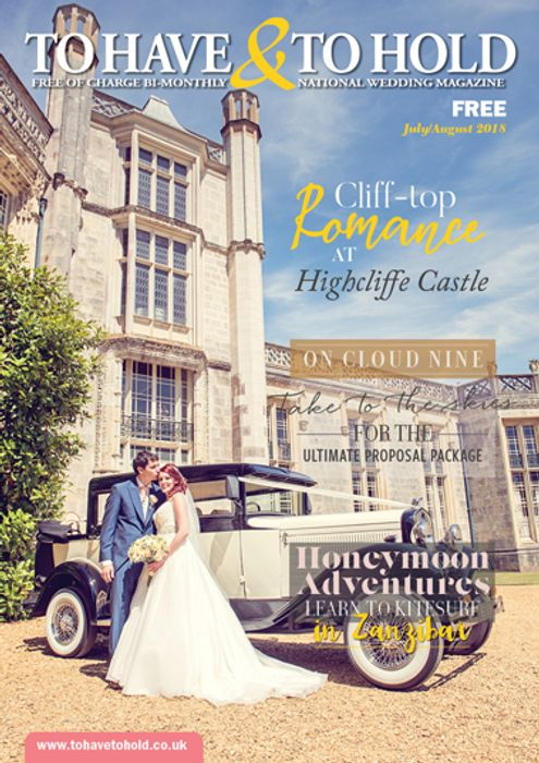 Free Wedding Inspiration Magazine To Have & To Hold.